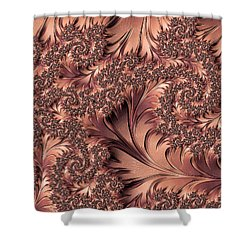 Faerie Forest Floor I Shower Curtain by Susan Maxwell Schmidt