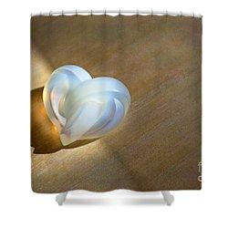 Faint Light Shower Curtain