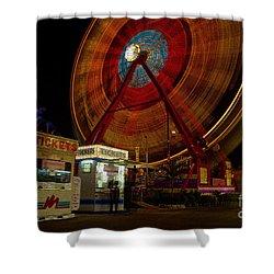 Fair Dreams Shower Curtain by David Lee Thompson