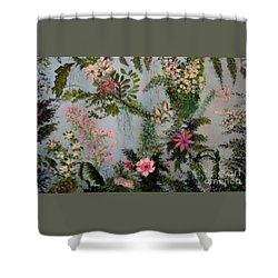 Fairies Garden Shower Curtain