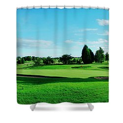 Fairway, Stirling Shower Curtain