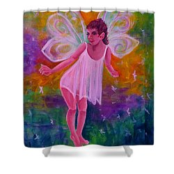 Fairy Glen Shower Curtain