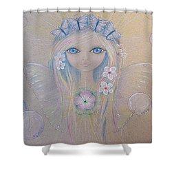 Fairy Song  Shower Curtain