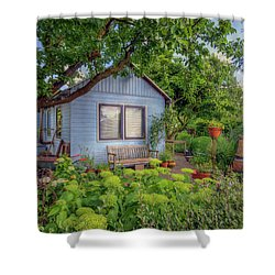 Fairy Tale Land Shower Curtain