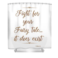 Fairy Tale Shower Curtain by Unknown