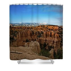 Fairyland Point Shower Curtain