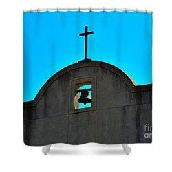 Shower Curtain featuring the photograph Faith by Ray Shrewsberry