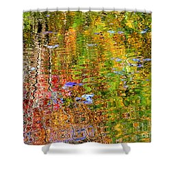 Fall 2016 Shower Curtain by Elfriede Fulda