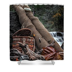 Fall Creation Shower Curtain