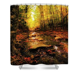Fall Dreams Shower Curtain
