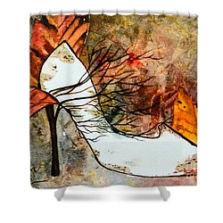 Fall In Art Shower Curtain