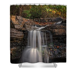 Fall In Love Shower Curtain