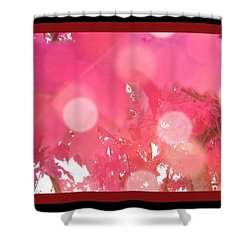Fall Leaves #8 Shower Curtain