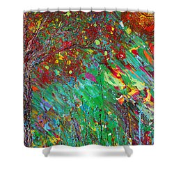 Fall Revival Shower Curtain