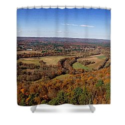 New England Shower Curtain