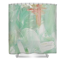 Falling Water Shower Curtain