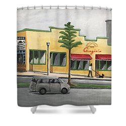 Falls Church Shower Curtain