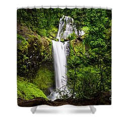Falls Creek Falls Shower Curtain