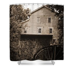 Fall's Mill Shower Curtain