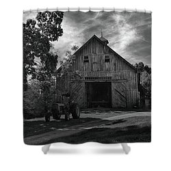 Family Farm Shower Curtain
