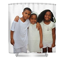 Family Love Shower Curtain