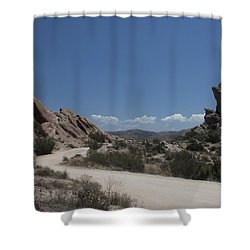 Shower Curtain featuring the photograph Famous Rocks by Ivete Basso Photography