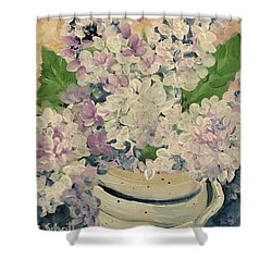 Fanciful Shower Curtain
