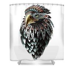 Fantasy Eagle Shower Curtain