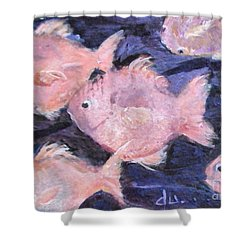 Fantasy Fish Shower Curtain