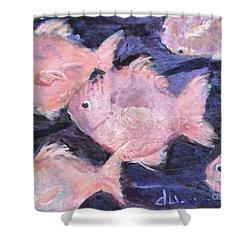 Fantasy Fish Shower Curtain