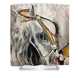 Fantasy Horse Shower Curtain