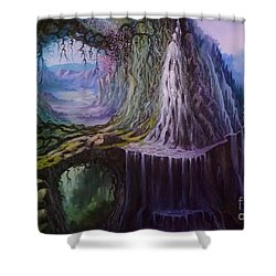 Fantasy Land Shower Curtain