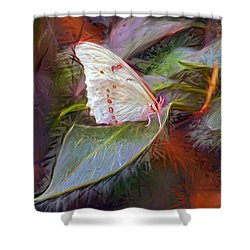 Fantasy Palace Shower Curtain