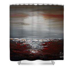 Far Away Shower Curtain
