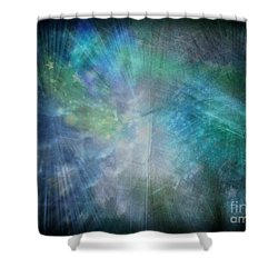 Farie Trails Shower Curtain