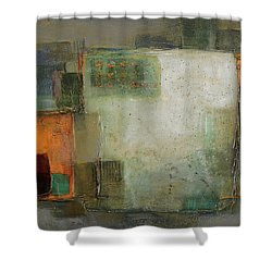 Colorful_2 Shower Curtain by Behzad Sohrabi