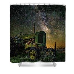 Farming The Rift 3 Shower Curtain