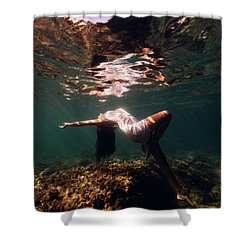 Fashion Mermaid II Shower Curtain