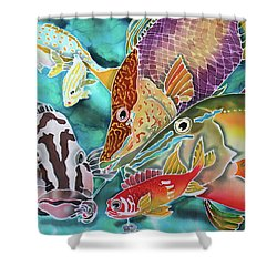 Fatal Attraction Shower Curtain