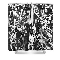 Father Shower Curtain