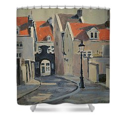 Fathers Gate Maastricht Shower Curtain