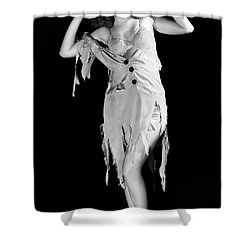 Fay Wray (1907-2004) Shower Curtain by Granger