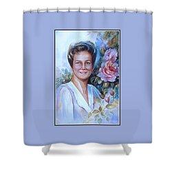 Faye Shower Curtain