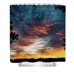 Fearless Awakened Shower Curtain