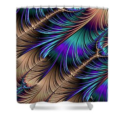 Feather Light Shower Curtain