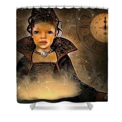 Feel The Magic Shower Curtain