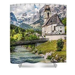 Feel The Spirits  Shower Curtain
