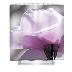Shower Curtain featuring the photograph Feeling Beautiful by The Art Of Marilyn Ridoutt-Greene