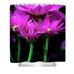 Feeling Pink Shower Curtain by Edgar Laureano
