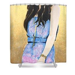 Felicia Lim Shower Curtain